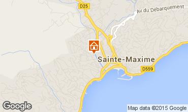 Mappa Sainte Maxime Appartamento 72096
