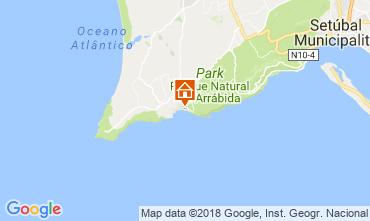 Mappa Sesimbra Appartamento 115690