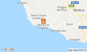Mappa Marina di Ragusa Appartamento 119747
