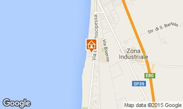 Mappa San Vincenzo Appartamento 98159