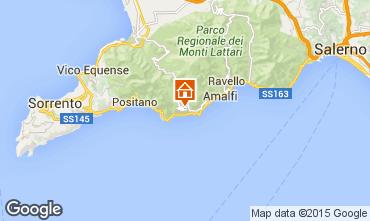 Mappa Amalfi Casa 100978