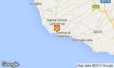 Mappa Marina di Ragusa Appartamento 40914
