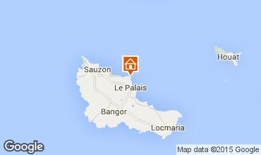 Mappa Le Palais Casa 41992