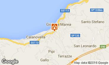 Mappa Gioiosa Marea Appartamento 75896