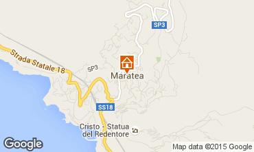 Mappa Maratea Appartamento 20854