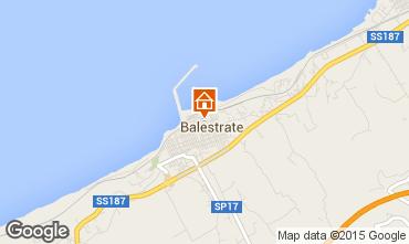 Mappa Balestrate Appartamento 74004
