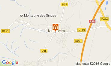 Mappa Kintzheim Agriturismo 105801