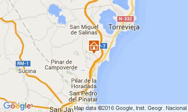 Mappa Alicante Villa  102644