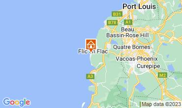 Mappa Flic-en-Flac Appartamento 32999