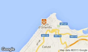 Mappa Capo d'Orlando Appartamento 61636