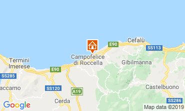 Mappa Cefal� Appartamento 65316