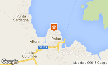 Mappa Palau Appartamento 84172