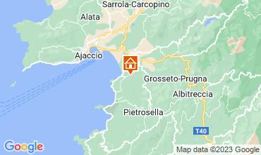 Mappa Porticcio Villa  119455