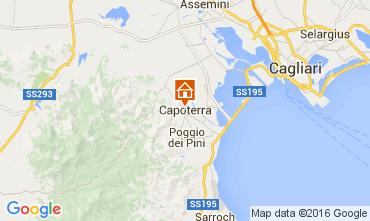 Mappa Capoterra Appartamento 44803