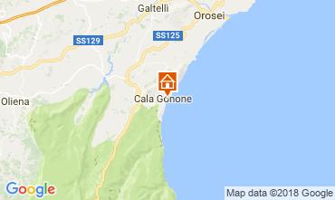 Mappa Cala Gonone Monolocale 107900