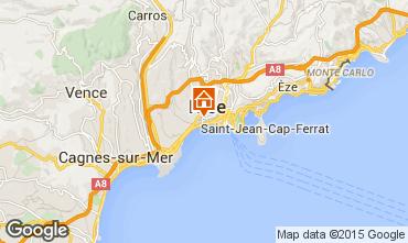 Mappa Nizza Appartamento 49801