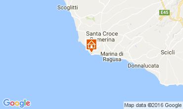 Mappa Punta Secca Appartamento 107511