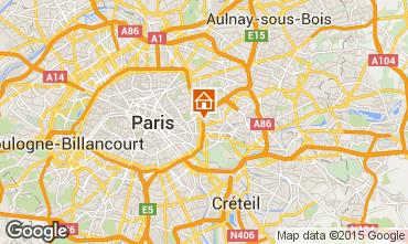 Mappa PARIGI Appartamento 97715