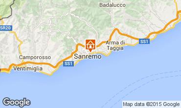 Mappa Sanremo Appartamento 26342