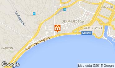 Mappa Nizza Monolocale 73094