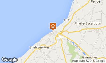 Mappa Mers Les bains Appartamento 67921