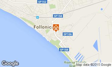 Mappa Follonica Appartamento 75628