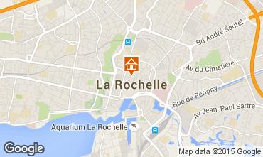 Mappa La Rochelle Appartamento 49828