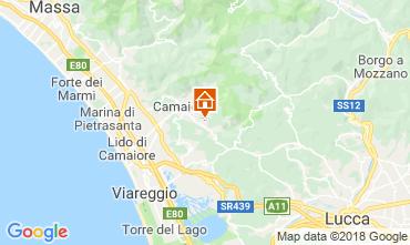 Mappa Camaiore Appartamento 109017