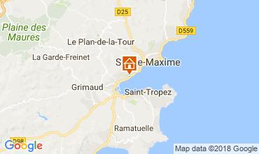 Mappa Grimaud Casa 93909