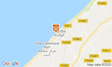 Mappa Oualidia Villa  23490
