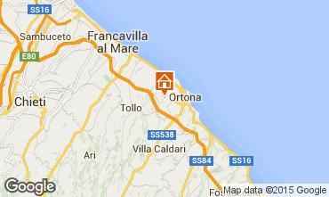 Mappa Ortona Casa 84069