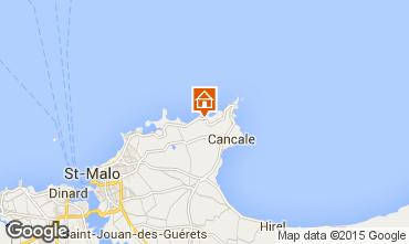 Mappa Cancale Casa 92209