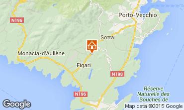 Mappa Bonifacio Villa  93044