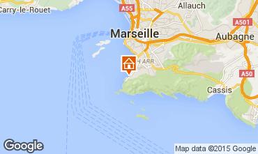 Mappa Marsiglia Casa 92918