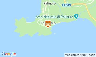 Mappa Palinuro Appartamento 116275