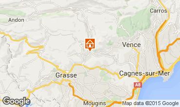 Mappa Cannes Villa  92568