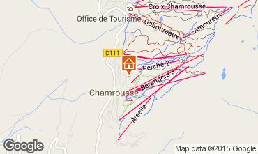 Mappa Chamrousse Appartamento 770