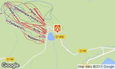 Mappa Besse - Super Besse Chalet 3792