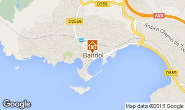 Mappa Bandol Appartamento 54516