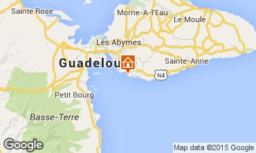 Mappa Gosier (Guadalupa) Monolocale 8007