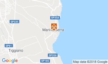 Mappa Tricase Appartamento 110068