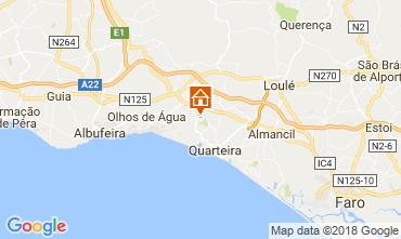 Mappa Vilamoura Casa 113729