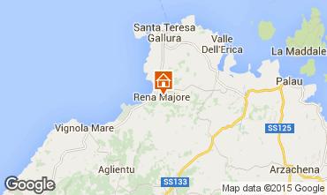 Mappa Santa Teresa di Gallura Appartamento 41965