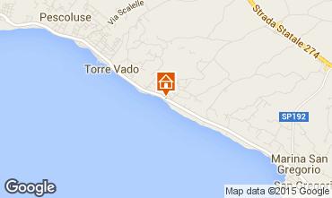 Mappa Torre Vado Villa  92878