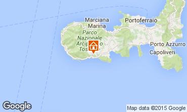 Mappa Campo nell'Elba Appartamento 80792