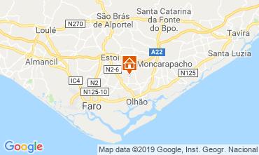 Mappa Olhão Casa 65351