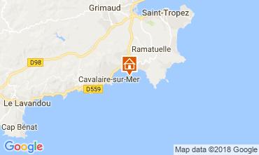 Mappa Saint Tropez Appartamento 104632