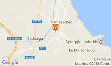 Mappa San Teodoro Villa  114676