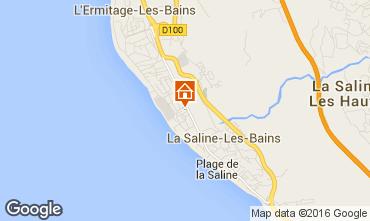 Mappa Saint Gilles Bungalow 82272