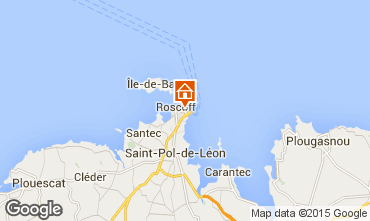 Mappa Roscoff Monolocale 97779